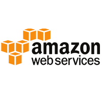 AWS Amazon Web Services Logo 200px square