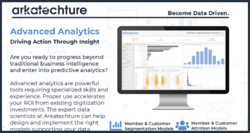Advanced Analytics - Arkatechture Services