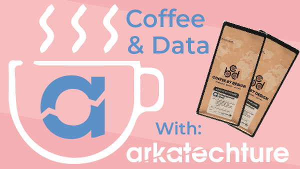 Coffee & Data Web graphic