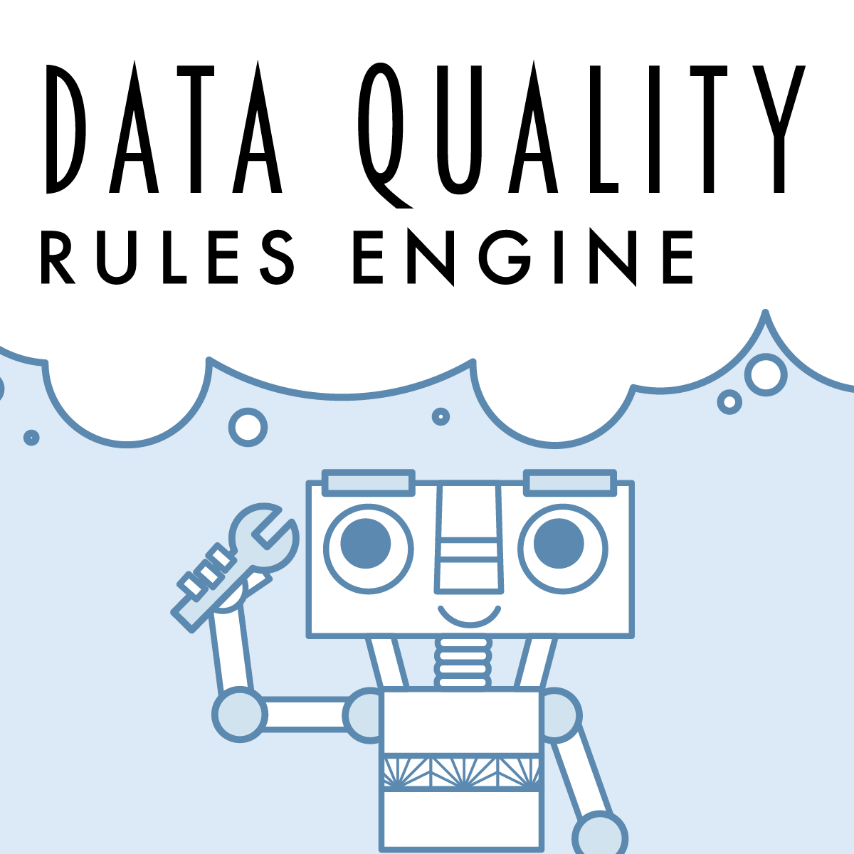 data quality rules engine for financial institutions