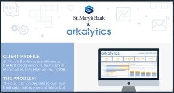 St Marys Bank Arkalytics Case Study