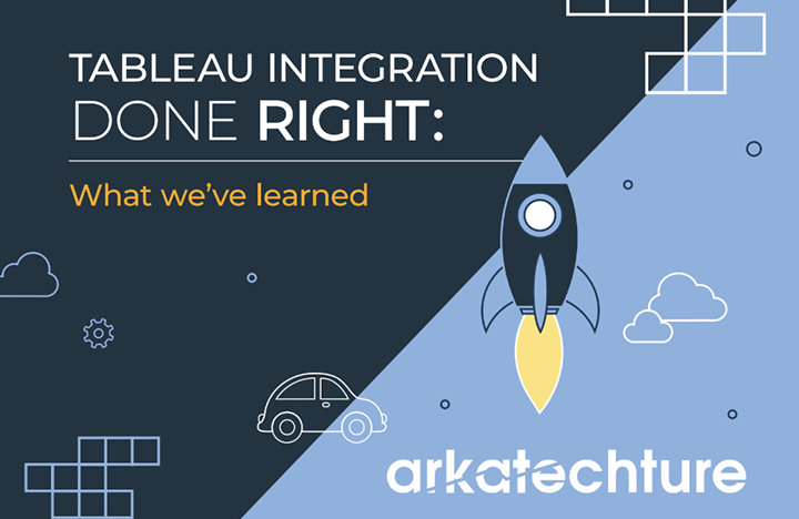 eBook Tableau Integration Done Right