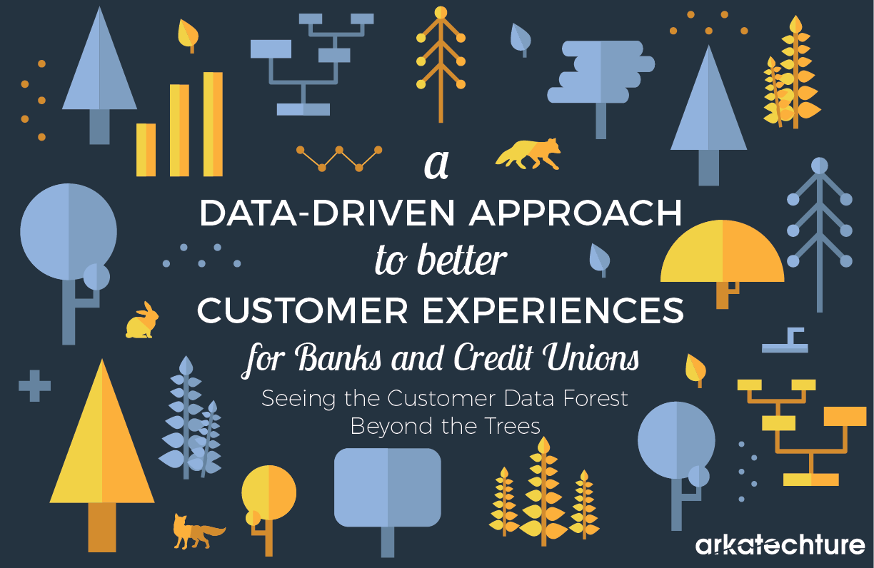 a data driven approach to better customer experiences