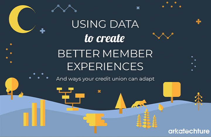 using data to creat better member experiences cover