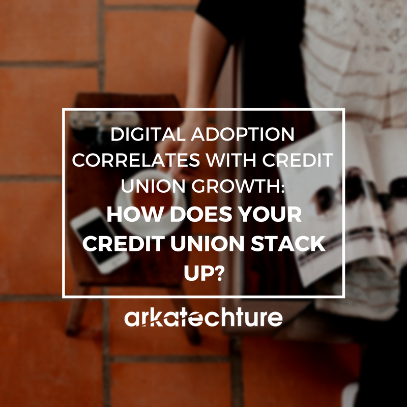 Digital Adoption Correlates With Credit Union Growth: Does Your Credit Union Stack Up?