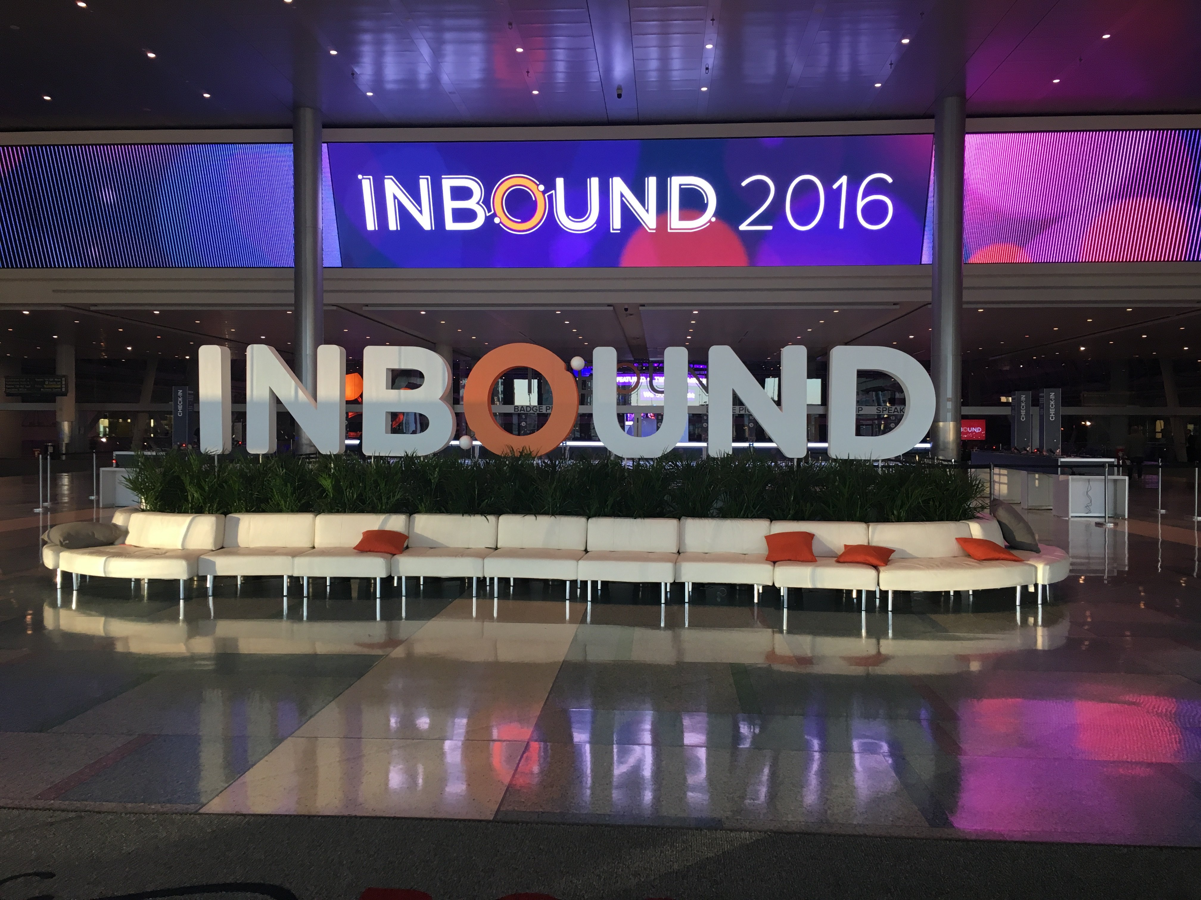 Our Favorite Moments From INBOUND 2016