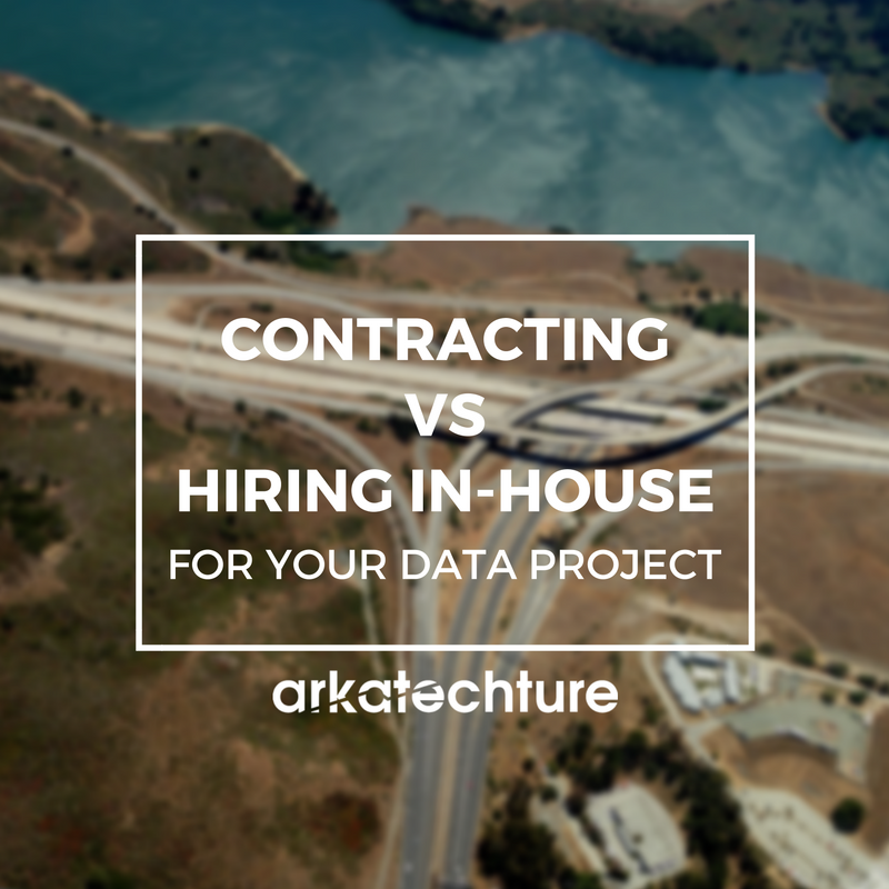 Contracting vs. Hiring In-House For Your Data Project