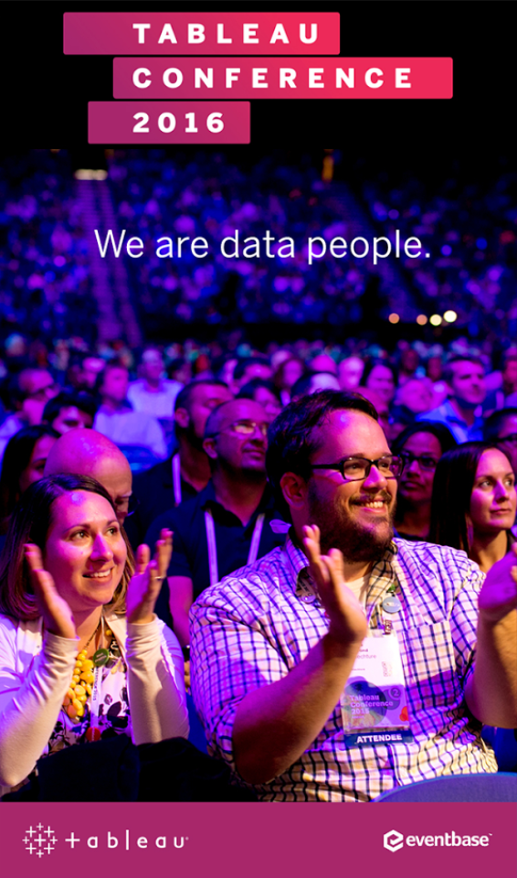 5 Tableau Conference 2016 Sessions We Can't Wait For