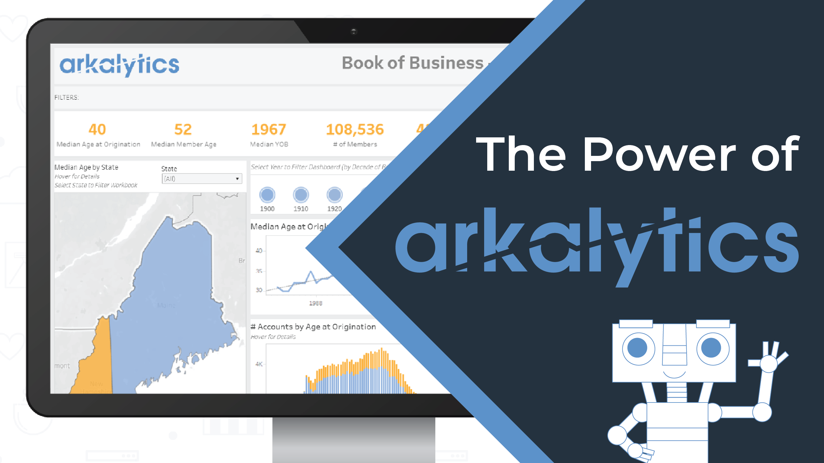 The Power of Data Analysis with Arkalytics