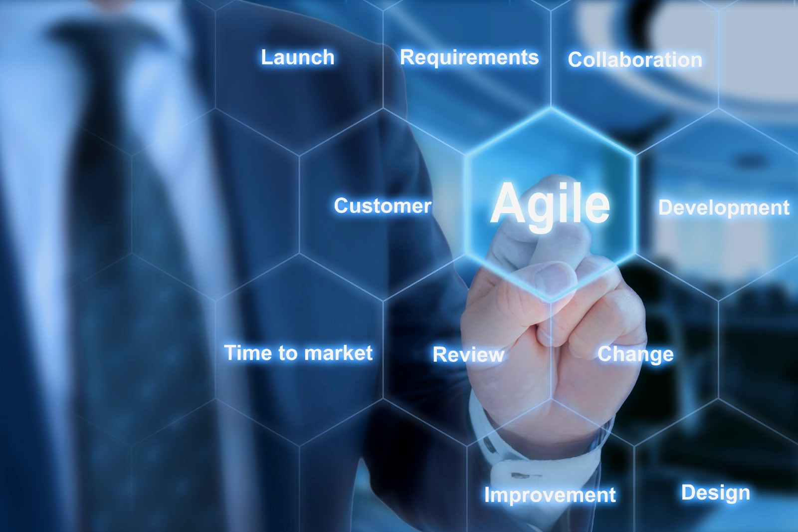 What Does It Mean to Become Agile?